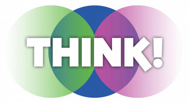 'Think' logo