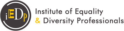 Institute of Equality & Diversity Professionals logo