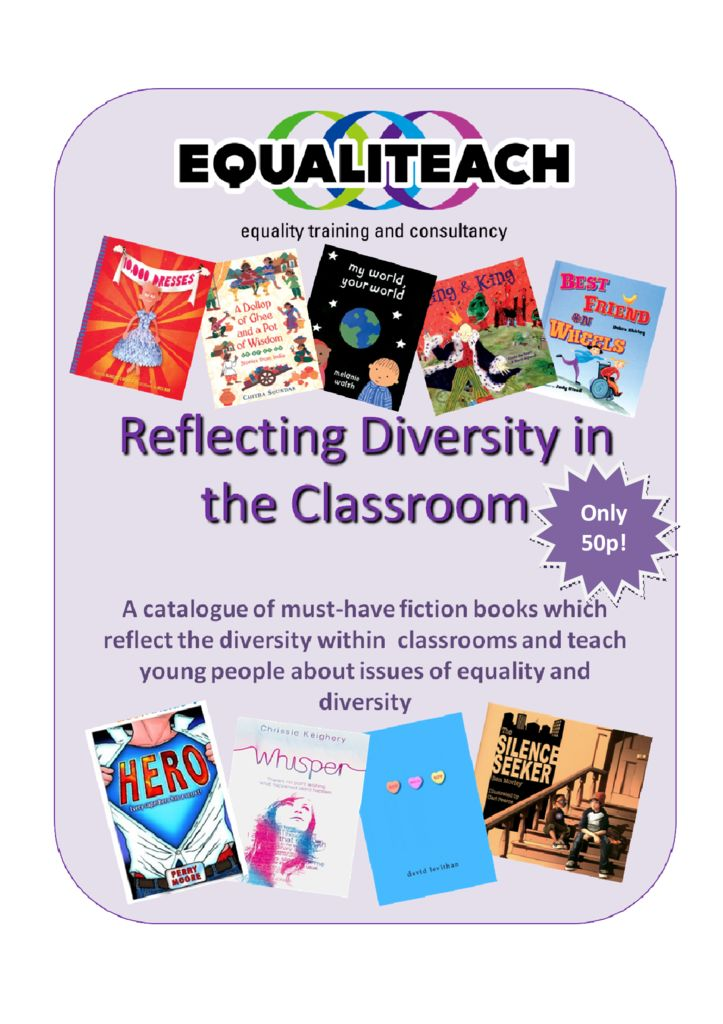 thumbnail of Reflecting Diversity in the Classroom