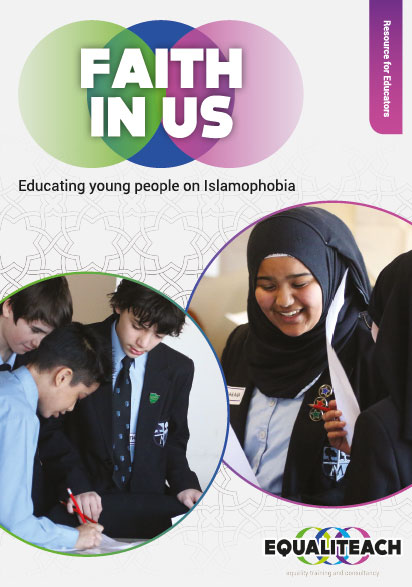 Front Cover of Faith in Us Resource