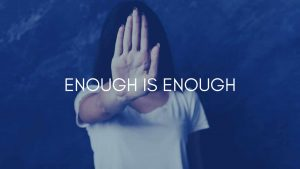 Enough is enough womens safety