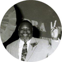 Bernie Grant (1944-2000) Councillor and politician