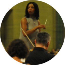 Dr. Shirley Joy Thompson Composer, violinist, visionary artist, cultural activist and academic