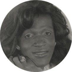 Marsha P Johnson (1945-1992) LGBTQ rights activist