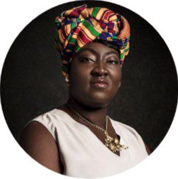 Phyll Akua Opoku-Gyimah, also known as Lady Phyll, (1974 – ) LGBTQ rights activist, anti-racism campaigner and co-founder of UK Black Pride